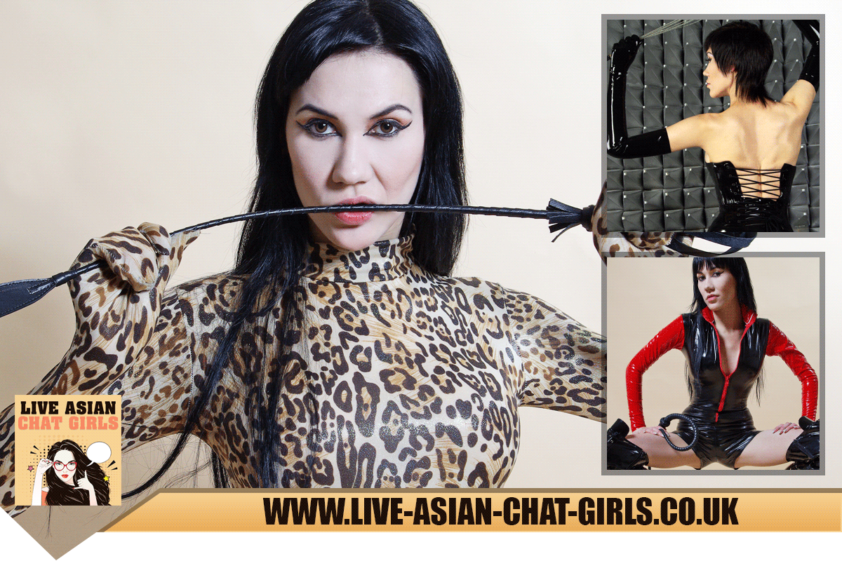 Strict Asian Girls On The Phone